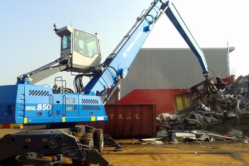 Pelle manutention MHL850